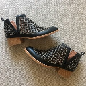 New Jeffrey Campbell Taggart Ankle Booties
